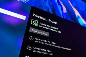Настройка в Windows 10 повышает скорость работы в два раза