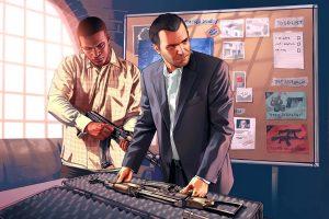Grand Theft Auto V бесплатно вышла для смартфонов и планшетов