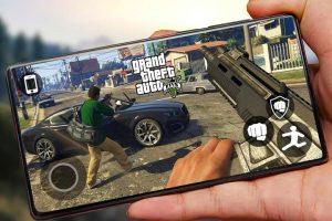 Grand Theft Auto V выпустили для Android