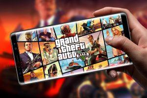 Grand Theft Auto V бесплатно стала доступна на Android и iOS