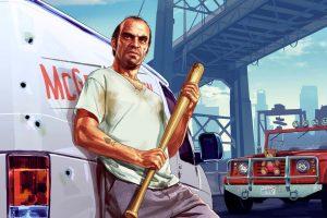Grand Theft Auto V вышла бесплатно для смартфонов на Android и iOS