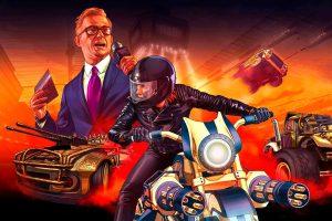 Grand Theft Auto V бесплатно вышла для всех смартфонов на Android и iOS